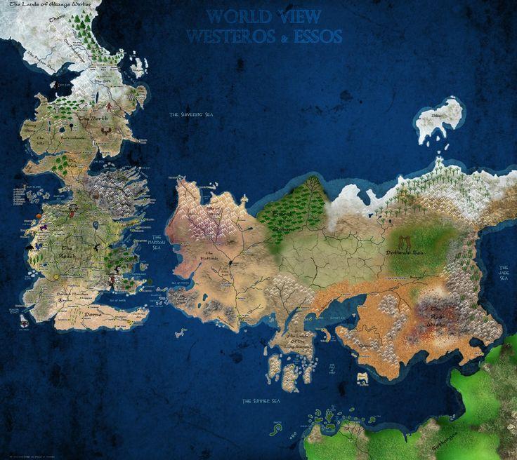 Westeros & Essos