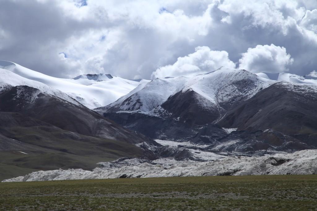 Photo of the first avalanche (credit: Shiyin Liu)